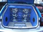 custom dodge magnum interior