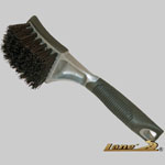 Carpet and floormat brush, car carpet brush, floormat scrub brush, carpet cleaning brush