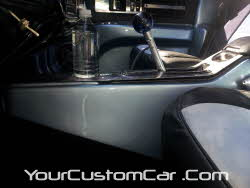 Custom center console, impala ss