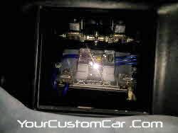 Impala ss extra battery, auxiliary battery