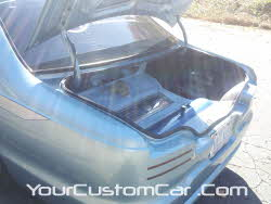 custom impala trunk