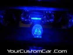 impala ss custom subwoofer