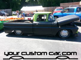 classic chevy truck, friends in low places, custom car show, custom truck show