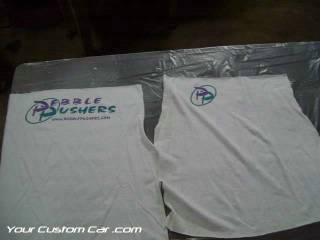 fiberglass door panels how to t shirt