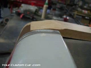 custom door panels arm rest