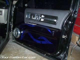 custom impala ss door panels