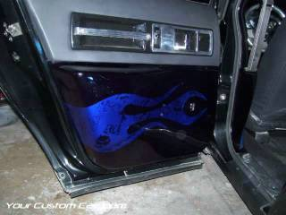 custom impala ss door panels