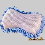 microfiber chenille wash mit, car wash mitt, scrubber car wash mitt, bug and tar wash mitt, car wash sponge