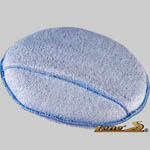microfiber cloth wax applicator pad, apply wax to car, remove wax from paint, best wax pad