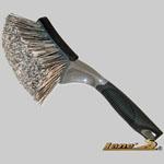 wheel brush, grill brush, body brush, car wash brush, soft car brush
