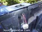 shaved truck bed