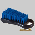 car upholstery brush, car seat brush, cloth interior brush, clean my car interior