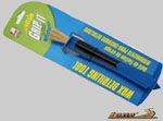 wax detailing tool, remove wax from trim, remove wax from door jam, wax removal brush