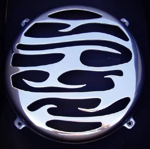 Billet Speaker Grille Grilles Grill Grills tribal