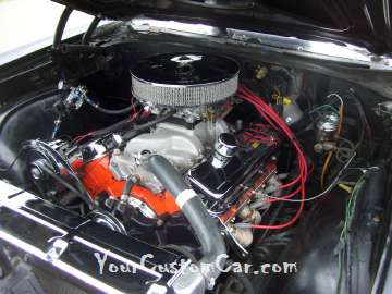 Chevrolet Chevelles SS Engine