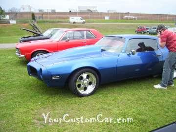 70's Pontiac Firebird