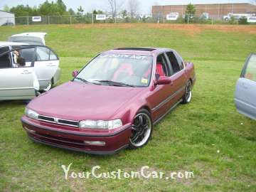 Team OutKast Accord