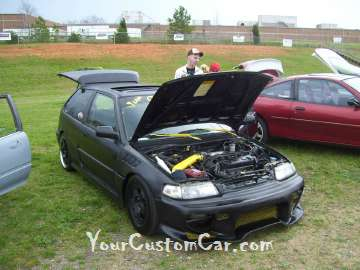 Team OutKast Custom Car Club