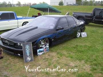 Lowered Impala SS