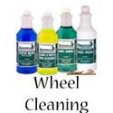wheel cleaning kit