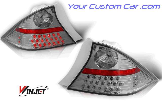 civic led taillights, civic lights, custom civic, honda civic led