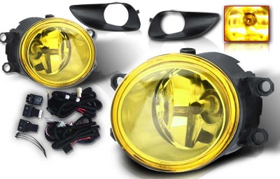 06, 07, 08, toyota yaris, yaris fog lights, fogs, performance lights, oem style, jdm
