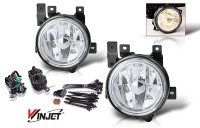 03 honda element, honda element fog lights, custom honda element, performance lights, oem style, jdm