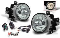 03, 04, honda pilot, pilt fog lights, custom pilot, performance lights, oem style, jdm