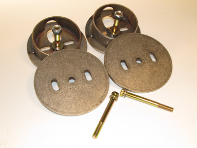 67-87, gm, chevrolet, chevy, full size truck, c10, silverado, air bag cups, airbag cups, bag mounts, cups, air suspension cups