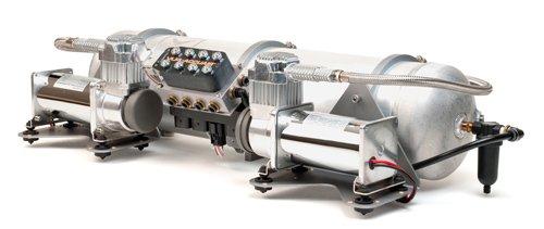AccuAir exo mount dual compressors