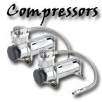 air bag compressor, air ride suspension compressor