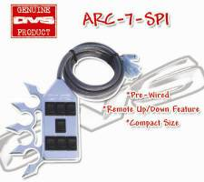 switch box, air ride switch box, avs air ride controller, spike switch box, arc-7-sp, air bag suspension controller