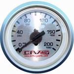 avs single needle, air gauge, hot rod look, air suspension gauge, bag pressure