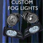 custom, fog, lights, driving, oem, chrome, smoke, yellow