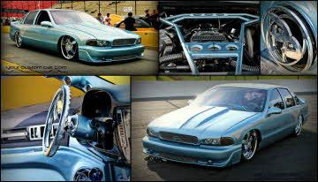 custom 96 impala ss, impala air ride, layed out impala, pebble pushers, impala interior, customized impala ss, 96 Impala SS