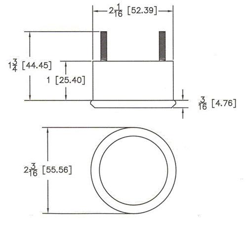 air pressure gauge, dakota digital, 19-4-5-hp, digital air gauge, tank pressure, air bag pressure