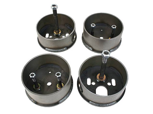 s10, s15, air bag cups, airbag cups, bag mounts, air suspension cups