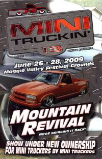 southeast mini truckin nationals custom truck show custom car show maggie valley nc