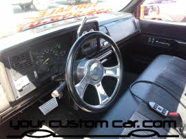 custom chevy truck interior, friends in low places, custom car show, custom truck show