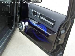 custom door panels, fiberglass door panel, impala door panel, customize door panel, custom interior
