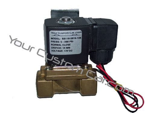 air valve, air bag suspension, 1/2 valve, brass, air ride valve, air bag valve, ycc-12-c