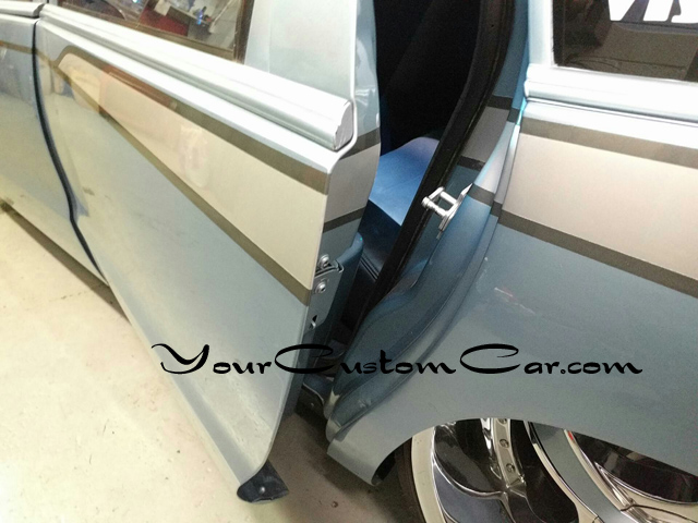 custom 96 impala door jams