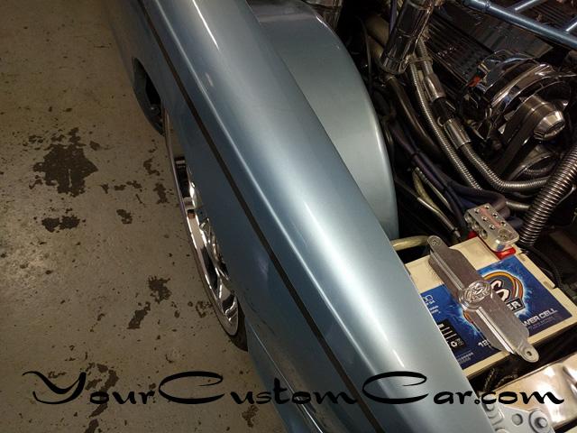 custom impala ss with custom paint
