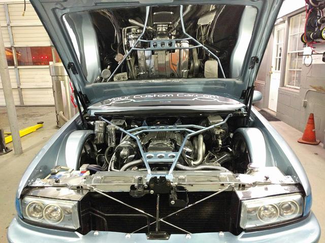 Custom Impala SS