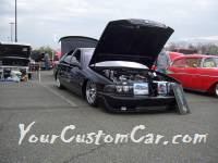 YourCustomCar.com Custom 96 Impala SS Layed out at Carolina Motor Madness