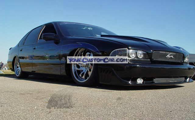 Custom Impala SS YourCustomCar.com