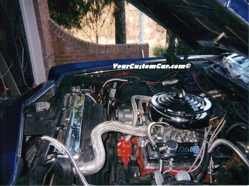 Impala 73 Impala Lowrider 350 Small block