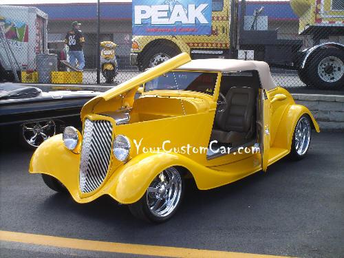 Custom 33 Ford
