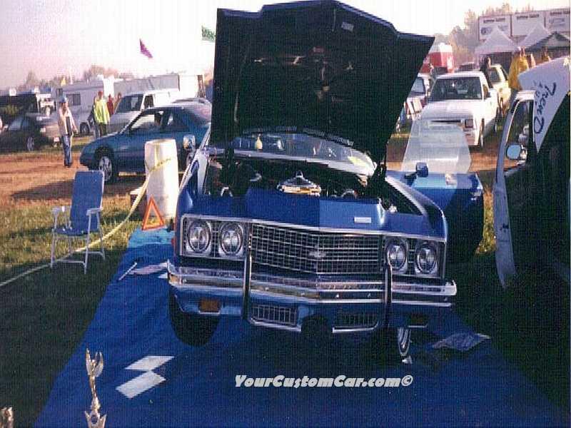 73 Impala Bangin a 3 at BoogerBash