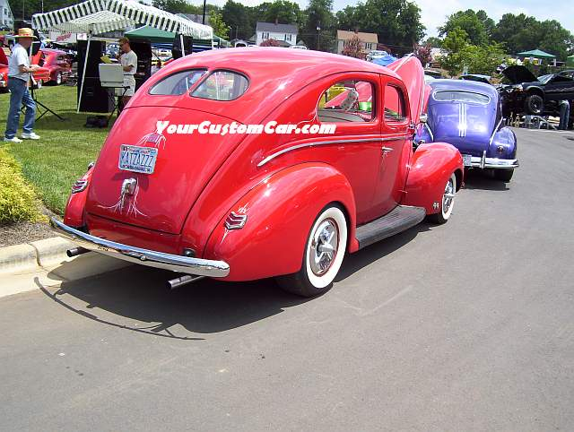 39 40 Ford Two Door